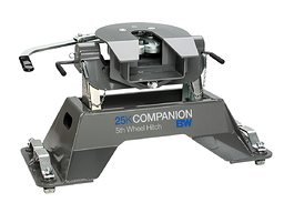 Companion OEM 25K 5th Wheel Hitch (Ford trucks with hitch prep package/puck system from the factory only) - B&W RVK3305