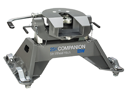 Companion OEM 25K 5th Wheel Hitch (Chevy/GMC with hitch prep package / puck system from the factory only) - B&W RVK3705