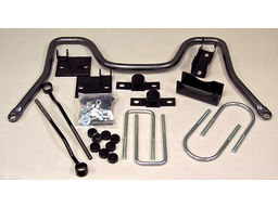 Dodge Ram 2500 Sway Bar 2007-2009 by Hellwig #7266