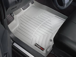 Chevy Silverado 2500HD Floor Liners 2007-2014 by WeatherTech #4X0661