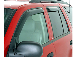 GMC Sierra 2500HD Wind Deflectors 2007-2013 by Wade #39405
