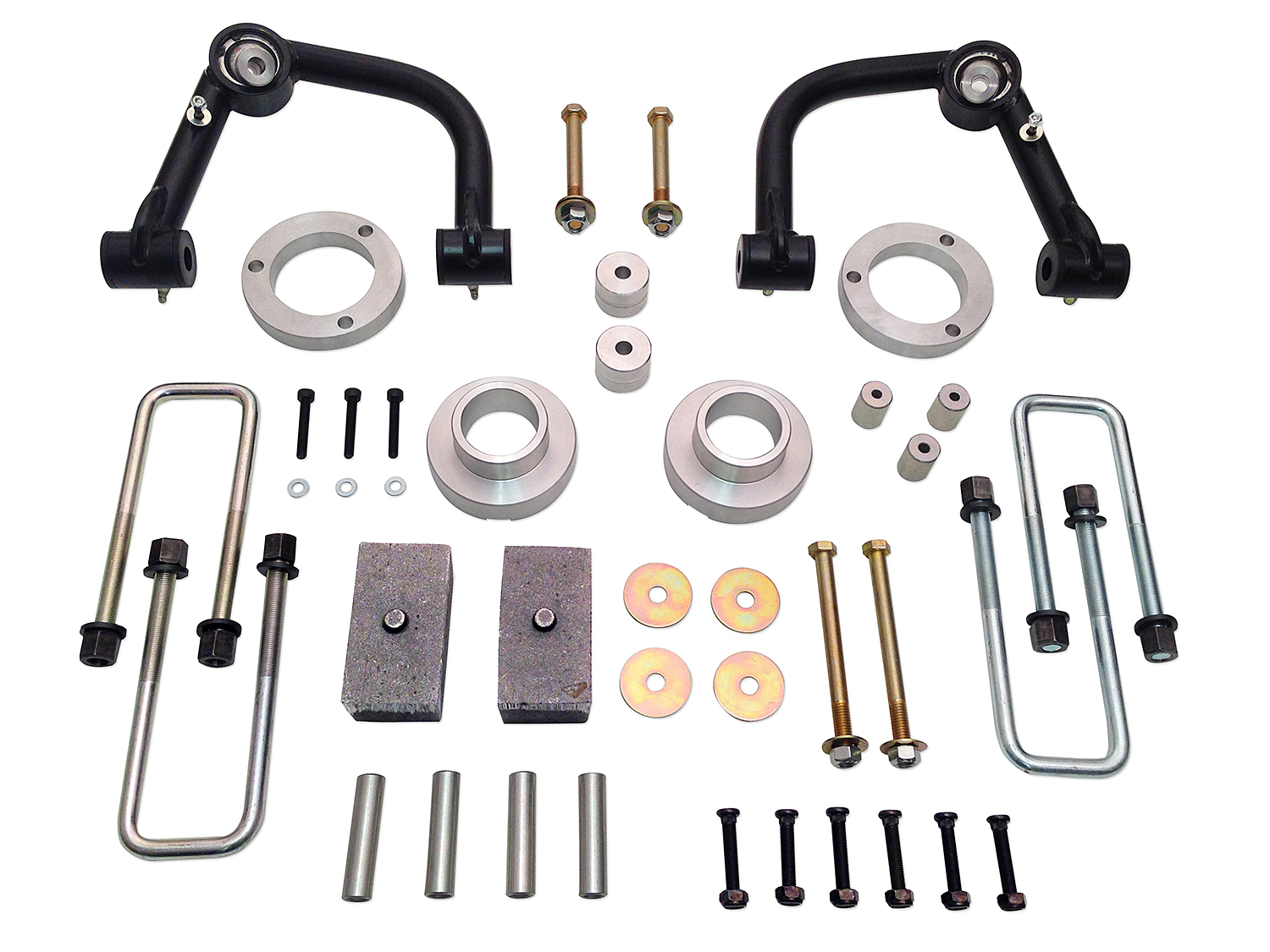 2005 2018 toyota tacoma 4x4 2wd prerunner tuff country 4 suspension lift kit w uni ball control arms