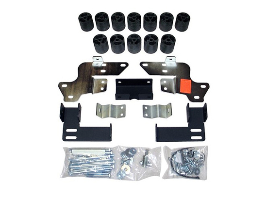 "Chevy Avalanche 3"" Body Lift Kit 2002 Performance Accessories 10073"