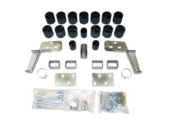 "GMC Truck 3"" Body Lift Kit 1988-1998 by Performance Acc. #113"
