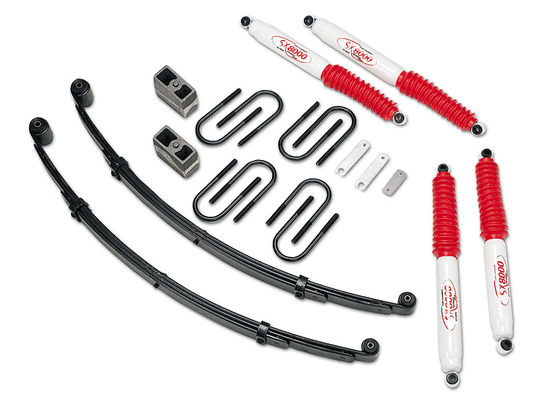 "GMC Suburban 2"" Lift Kit 1988-1991 by Tuff Country #12730-18270"