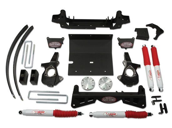"GMC Sierra 1500 4"" Lift Kit 1999-2006 by Tuff Country #14959"