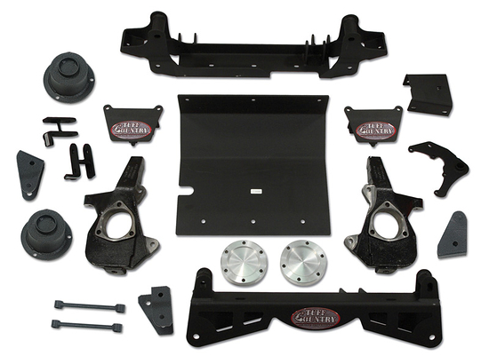 "GMC Yukon 4"" Lift Kit 2000-2006 by Tuff Country #14962"
