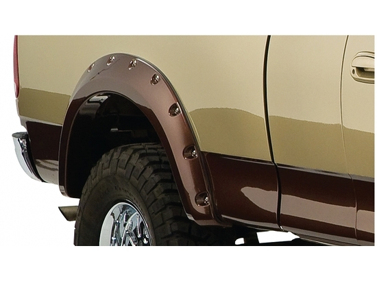 Bushwacker Ford F150 Cut Out Style Fender Flares Rear 1997-2004 20074-02