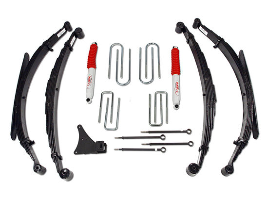 "Ford F350 4"" Lift Kit 1986-1997 Tuff Country 24831K 24831KN 24831KH"
