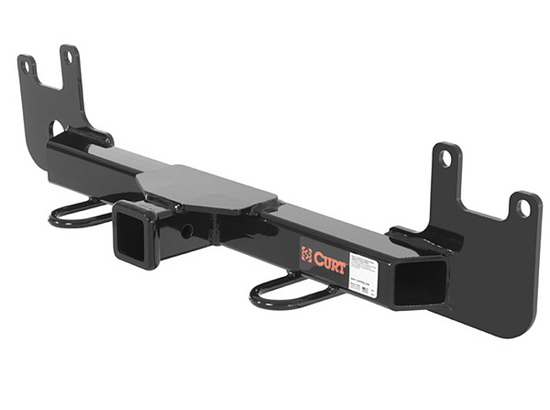 Curt 31367 - Toyota 4Runner Front Trailer Hitch 2010-2013