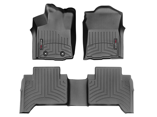 WeatherTech Toyota Tacoma Floor Liners 2018 4412991-448722