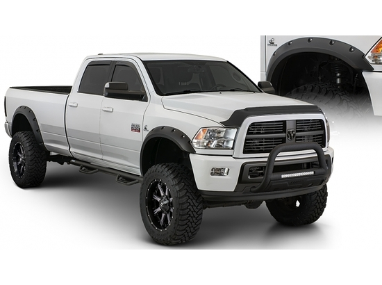 Bushwacker Dodge Ram 2500 Pocket Style Fender Flares Set 2010-2018 50921-02