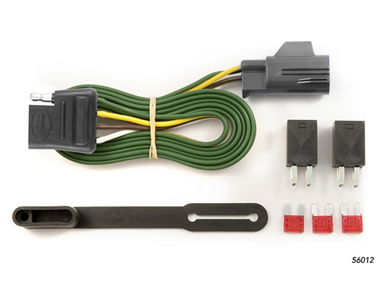 Chevy Equinox Trailer Wiring Kit 2007-2009 by Curt MFG #56012
