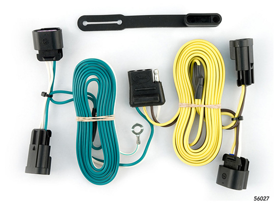 Buick Enclave Trailer Wiring Kit 2008-2012 by Curt MFG #56027