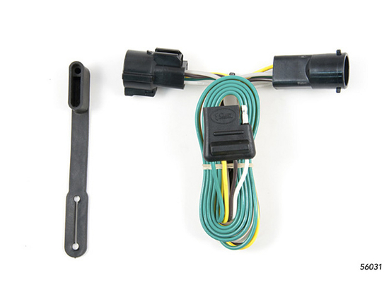 Ford F150 Trailer Wiring Kit 1997-2003 by Curt MFG #56031
