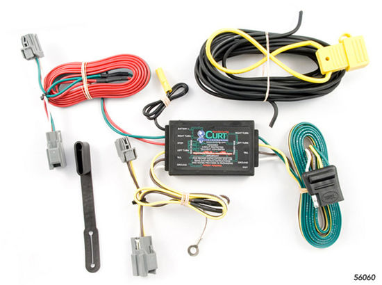 2008-2009 Volvo XC70 Curt MFG Trailer Wiring Kit 56060
