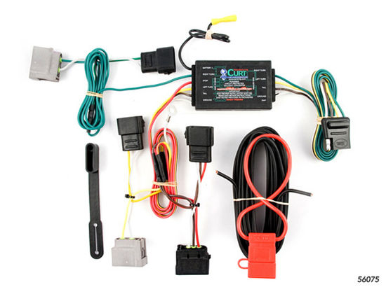 Mazda Tribute Trailer Wiring Kit 2005-2007 by Curt MFG #56075