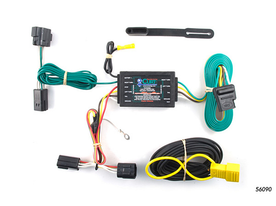 Ford Transit Connect Trailer Wiring Kit 2010-2013 by Curt MFG #56090