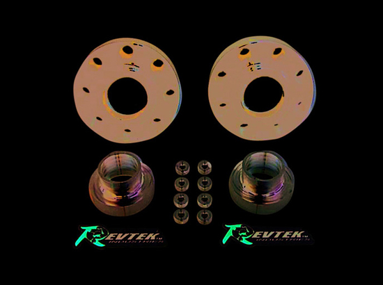 "2001-2007 Jeep Liberty  2"" Suspension Lift Kit by Revtek #580"