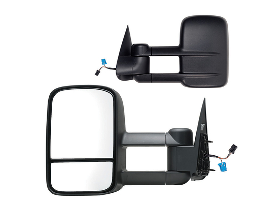 K Source Chevy Silverado 3500 Extendable Towing Mirrors 2003-2006 62075-76GE