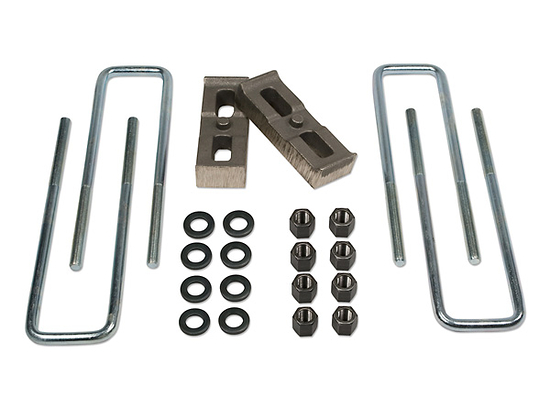 "Chevy Silverado 2500HD 1"" Block Kit 2001-2010 by Tuff Country #97021"