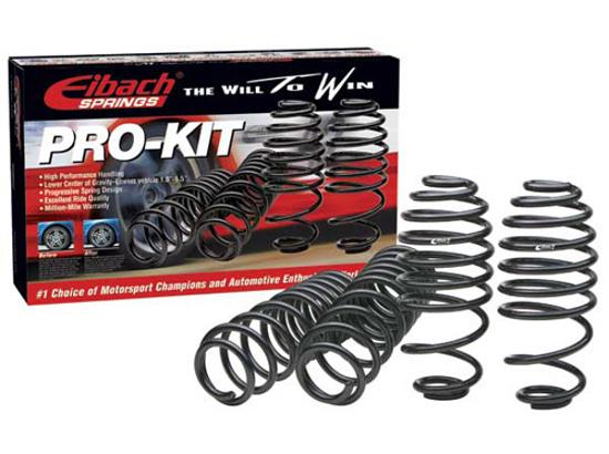 Eibach Saab 9.5 Pro-Kit Performance Springs 1998-2001 7806.140