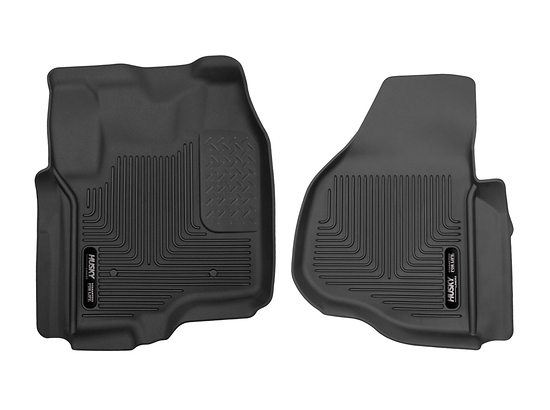 Husky Liner Ford F350 X-act Contour Floor Mats 2012-2016 53321