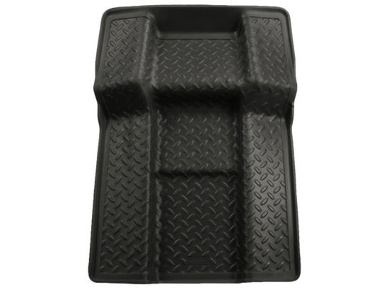 Cadillac Escalade Floor Liners  - Classic 2010-2012 by Husky Liner #81421
