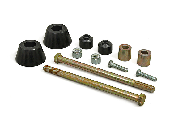 Toyota Tacoma Differential Drop Kit 1996-2004 KT01001BK