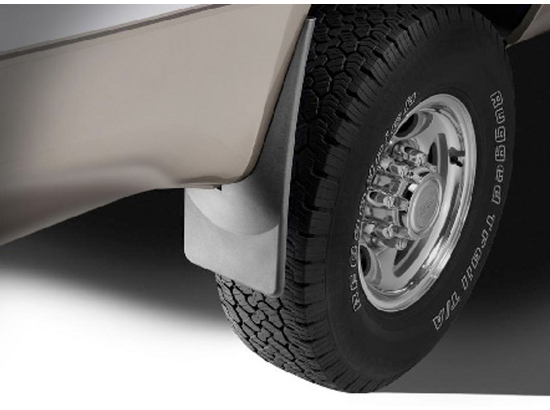 Ford F250 Mud Flaps 2011-2011 by WeatherTech #120030