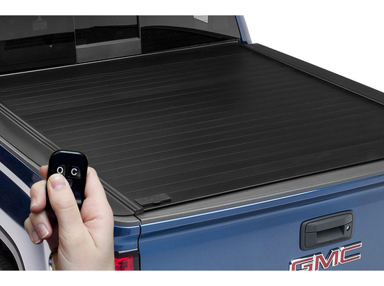 Sierra 2500HD 01-06 Retrax PowertraxPRO MX Tonneau Cover 90402