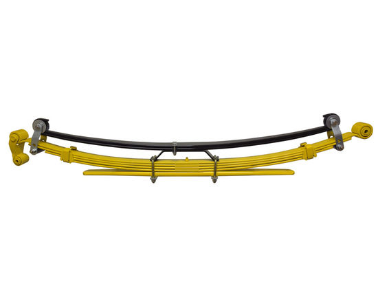 GMC Sierra 2500HD 2001-2010 - SuperSprings (1650 lbs Capacity) # SSA10-MXKT
