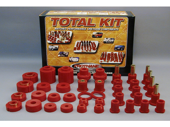 Prothane Ford Ranger Total Poly Bushing Kits 1983-1997 6-2021