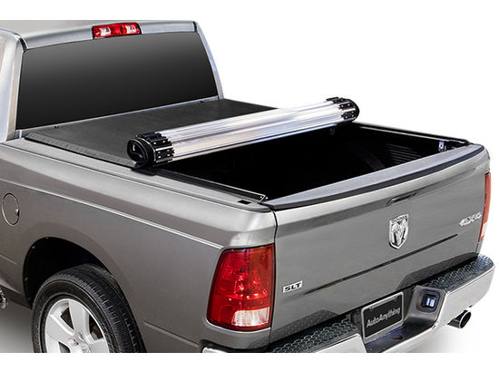 Ram 1500 Bed Liner >> Dodge Ram 1500 with 8' Bed 2009-2018 - Truxedo Titanium Tonneau Cover 948901 ...