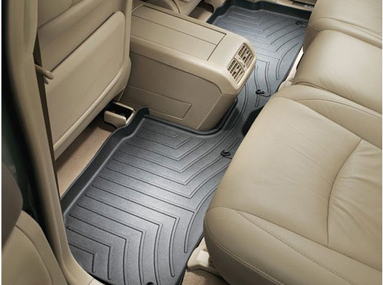 Chevy Silverado 2500HD Floor Liners 2001-2007 by WeatherTech #4X0034