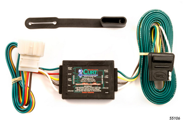 Honda crv  wiring kit harness curt mfg