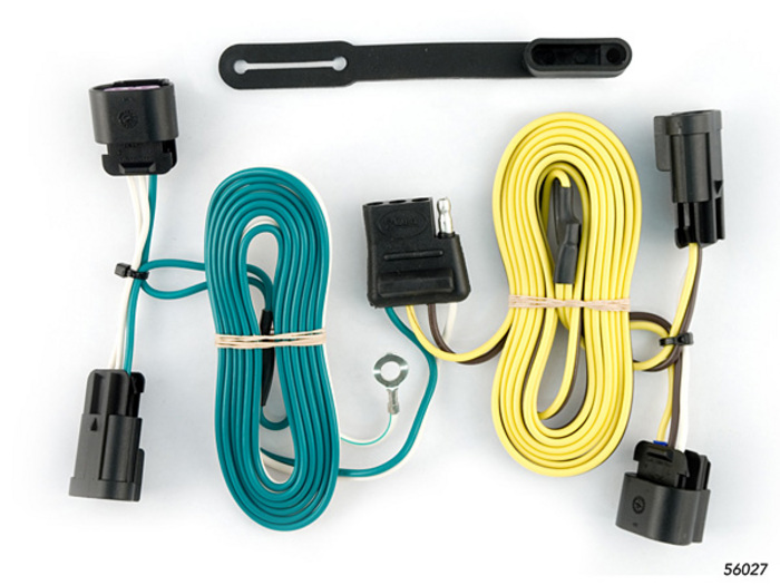 56027_trailer_wiring_kit buick enclave 2008 2012 wiring kit harness curt mfg 56027 2013 buick enclave trailer wiring harness at nearapp.co