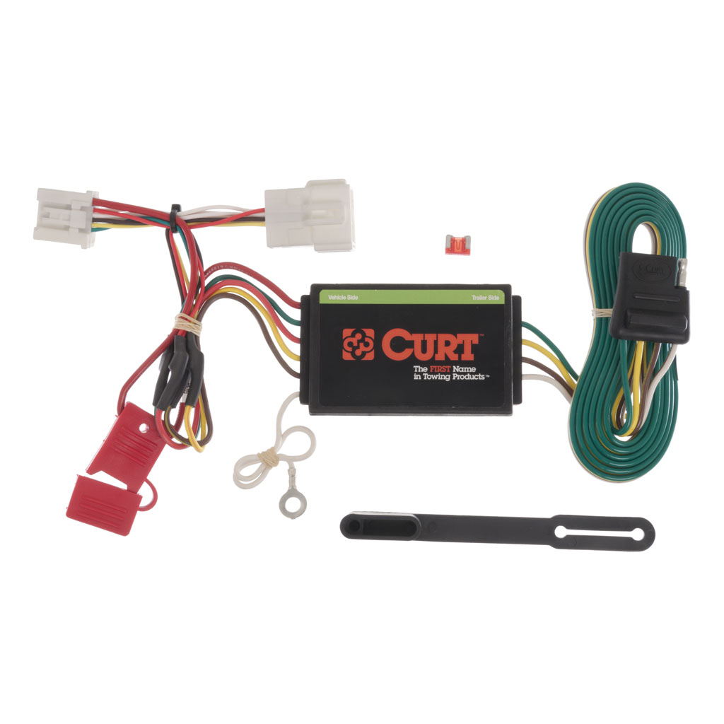 56158 curt wiring honda crv 2012 2016 wiring kit harness curt mfg 56158 honda wiring harness at beritabola.co
