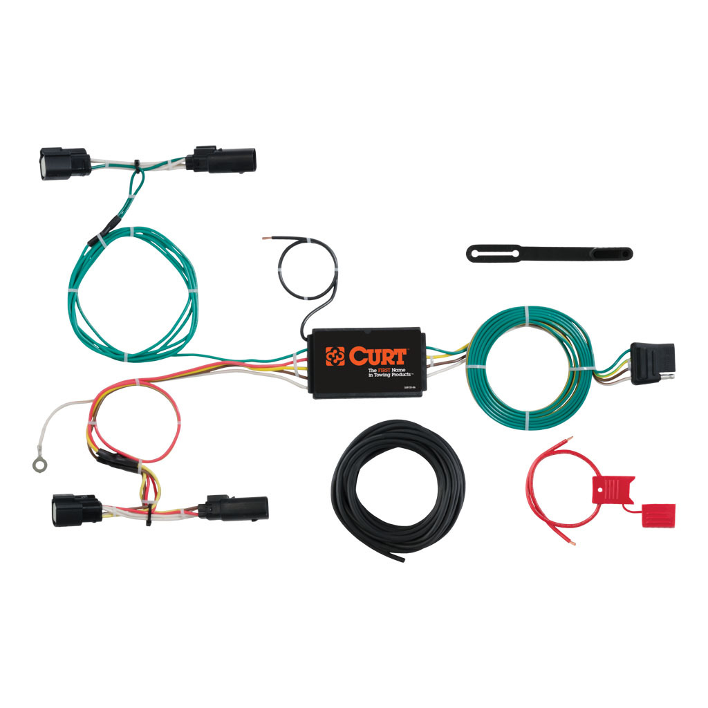 Ford Focus 2015 2017 Wiring Kit Harness Curt Mfg 56273 Trailer