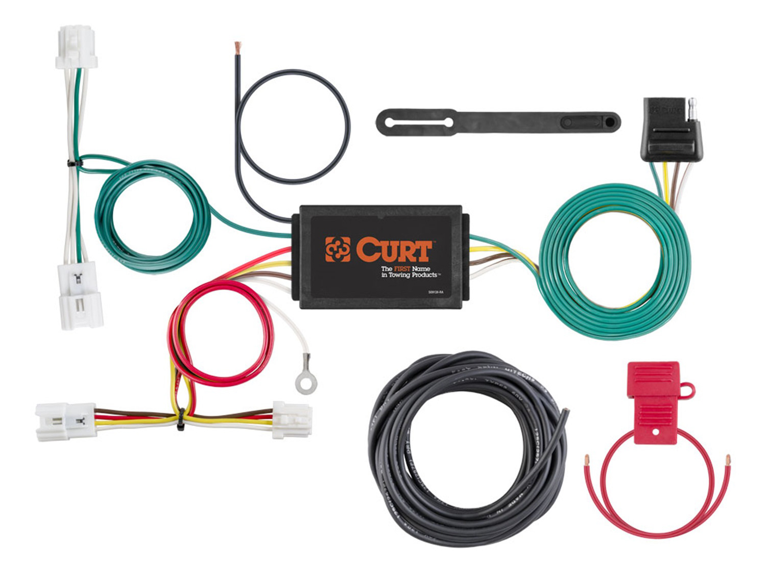 2017 Nissan Altima Trailer Wiring Harness Solutions Hitch 2018 Curt Mfg Kit 56339