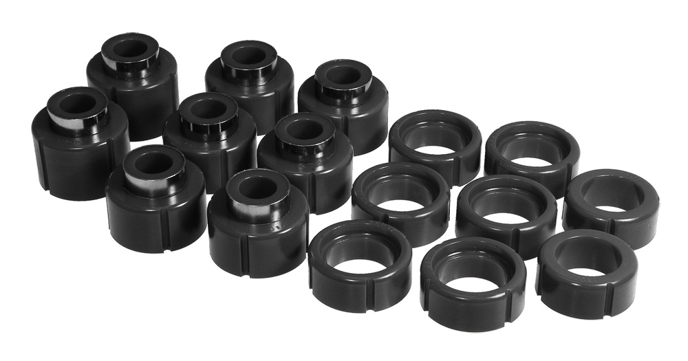 1988-1998 Chevy Truck 4wd 1/2, 3/4 and 1 ton (extended cab) - Body Mounts  (16 Bushing Kit)