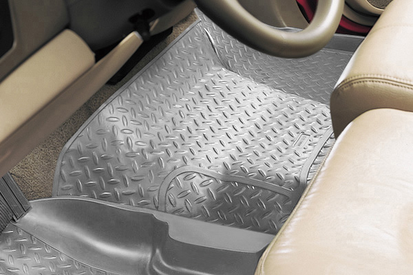 Husky Floor Mats >> Ford F250 Husky Liner #82451 Classic Style Over the Hump Floor Liner | SuspensionConnection.com
