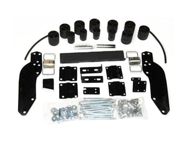Nissan Frontier 3 Body Lift Kit 2001 2004 By Performance