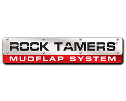 Rock Tamer Mud Flap Systems