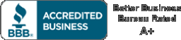 bbb accredited business Better Business Bureau Rated A+