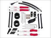 "1994-1999 Dodge Ram 2500 4x4 - 4.5"" Suspension Lift Kit (includes drop pitman arm)"