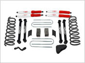 "2003-2007 Dodge Ram 2500 4x4 (Vehicles built June 31 2007 and Earlier) - 6"" Suspension Lift Kit (with front coil springs)"