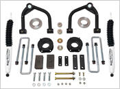 "2007-2019 Toyota Tundra 4x4 & 2wd - 4"" Lift Kit with SX8000 Shocks by Tuff Country (Excludes TRD Pro)"