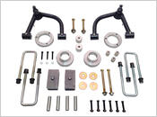 "2005-2020 Toyota Tacoma 4x4 & PreRunner - 4"" Lift Kit by Tuff Country (Excludes TRD Pro)"