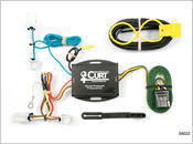 2008-2013 Nissan Altima Coupe - Curt MFG Trailer Wiring Kit